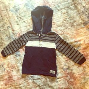 OshKosh B'gosh Hooded Shirt